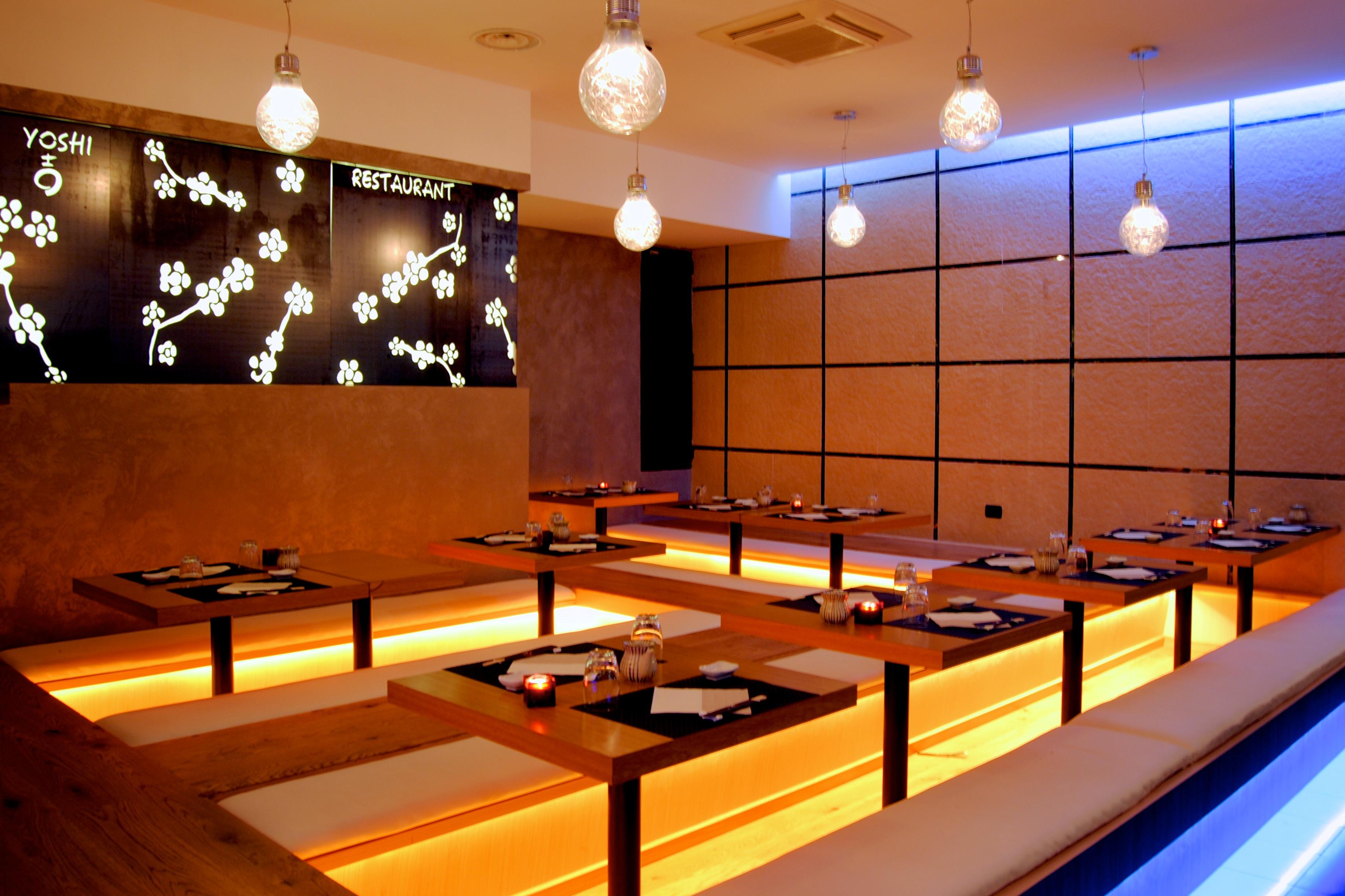 Usanze giapponesi a tavola yoshi ristorante giapponese - Tavolini giapponesi ...