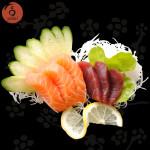 sashimi salmone-tonno